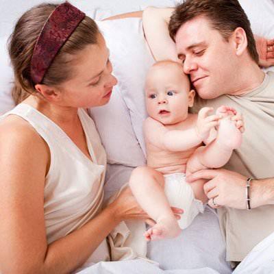 ребенок и его родители