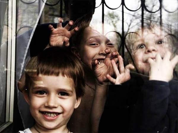 дети сироты