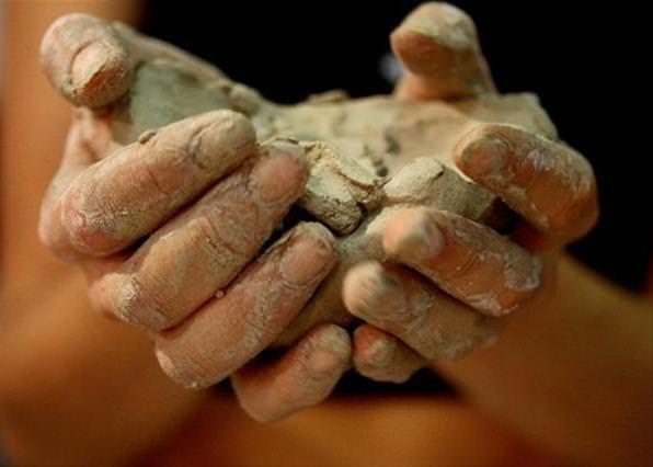 компресс из глины