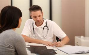 На консультации у врача