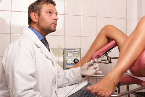 Поход девственницы к гинекологу